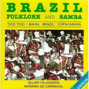 Samba, Brazil, Folklore And Samba, Tico Tico (Choro