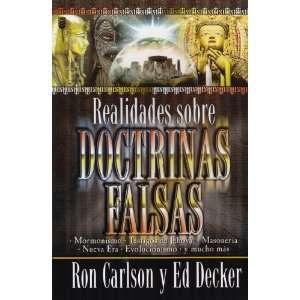 Realidades Sobre Doctrinas Falsas: Mormonismo, Testigos De