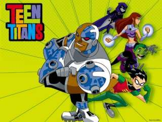 Teen Titans Season 5, Episode 11 Calling All Titans