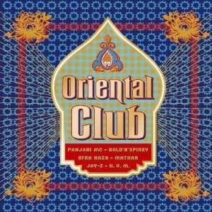 Haza, Foxy Brown, Sapna, Sezen Aksu..: Oriental Club (2003): Music