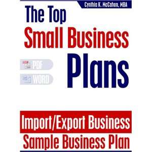 IMPORT EXPORT PLAN BUSINESS
