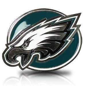 Philadelphia Eagles 3D Logo Trailer Tow Hitch Cover, Official Licensed