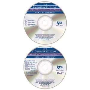 Standard of Excellence Band Method Book 2 Enhancer   All