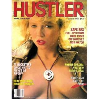 Hustler January 1988 Photo Special the New Traci Lords: HUSTLER