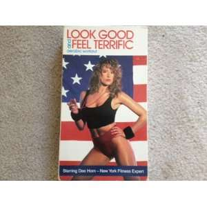 Look Good Feel Terrific [VHS]: Dee Horn: Movies & TV