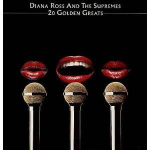 20 Golden Greats: Diana Ross & The Supremes: Music