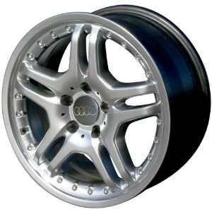 Audi A6 17 Inch Quattro Style Wheels Rims 1998 1999 2000