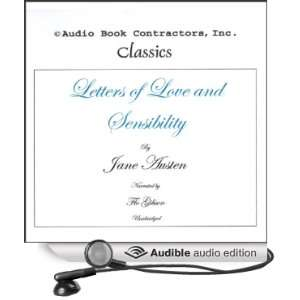 Letters of Love and Sensibility (Audible Audio Edition