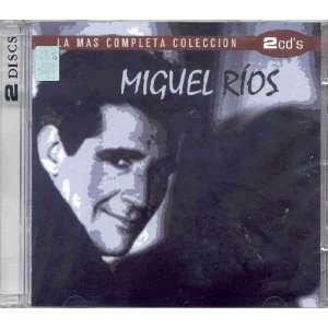 Rios   La mas completa Coleccion (2 Cds   30 Exitos) Miguel Rios