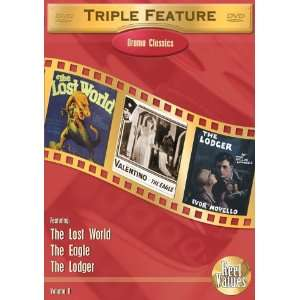 World / The Eagle / The Lodger): Wallace Beery, Bessie Love, Lloyd