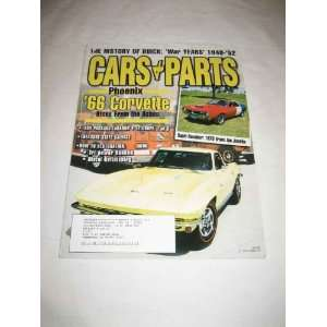 2004 66 Corvette 34 Packard LeBaron V 12 Coupe No Information Books
