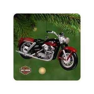 HARLEY DAVIDSON #3   57 XL SPORTSTER 2001 Hallmark Ornament QXI8125