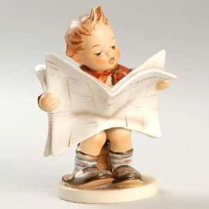 Hummel Latest News No Box, Collectible  Home & Kitchen