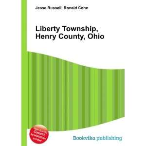 Liberty Township, Logan County, Ohio Ronald Cohn Jesse