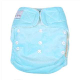 BAMBOO BABY Re Usable CLOTH DIAPER NAPPY+INSERT#801
