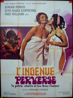 MADAME AND HER NIECE   Edwige Fenech / Original 47x63 |