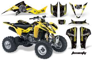 AMR RACING QUAD DECAL PART SUZUKI LTZ400 LT Z400 ATV 400 GRAPHICS