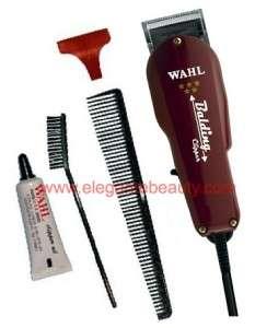 Wahl corte de pelo de peluquero semicalvo de las podadoras de cinco