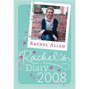 Rachels Diary 2008 (9780007259328) Rachel Allen Books