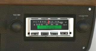 KHE 300 USB radio in a 1973  1987 Chevy Truck Dash (dash or face plate