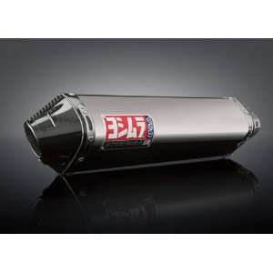 Yoshimura TRC Full Exhaust   Stainless Steel Muffler 1225007520