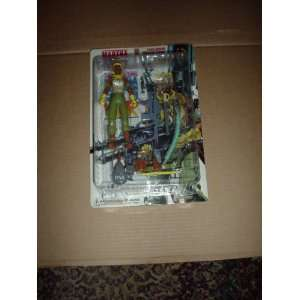 Poseable Action Figure with Accessories and Comic Book Toys & Games