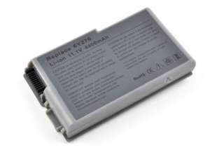 CELL LAPTOP BATTERY FOR DELL LATITUDE D610 D500 D520