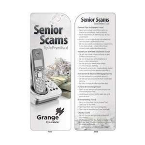 Senior Citizen Scams Bookmark Bookmark Bookmark: Office Products