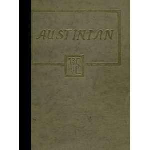 , Austin, Minnesota 1922 Yearbook Staff of Austin High School Books
