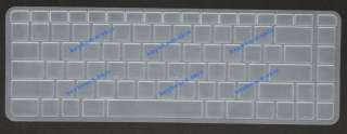 Keyboard Skin Cover Protector Dell Inspiron13ZR 14R 14V