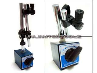 HIGH QUALITY MACHINIST MAGNETIC BASE TOOL HOLDER