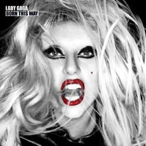 LADY GAGA**BORN THIS WAY (180 GRAM VINYL)**2 LP SET 602527641263