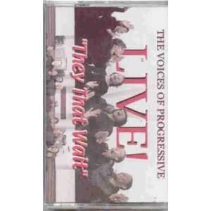 They That Wait   Live (Gospel Music CASSETTE Tape) The