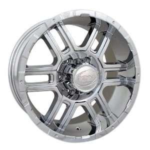 17x9 ION Alloy Style 179 (Chrome) Wheels/Rims 6x139.7 (179 7983C)