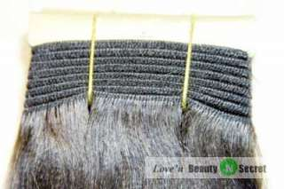 MILKYWAY SAGA GOLD Remy Yaky 10s # 1 # 4 100% human Weaving hair by