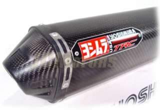 New YOSHIMURA TRC Carbon Slip On Exhaust Yamaha YZF R6