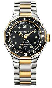 Riviera AUTOMATIC GMT Gents Watch 8781   BRAND NEW   RRP £2910
