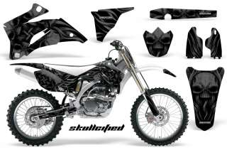 YAMAHA YZ250F YZ450F 06 09 GRAPHICS KIT DECALS SFBW NP