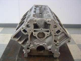 08 11 Chevrolet Corvette 10 11 Camaro 6.2L LS3 OEM Engine Block AS IS