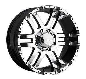 American Eagle 079 wheels rims, 17x9, Fits FORD F150 EXPEDITION FX4