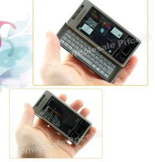 NEW UNLOCKED XPERIA X1 3G GSM BLUETOOTH CAMERA CELL SMART PHONE T