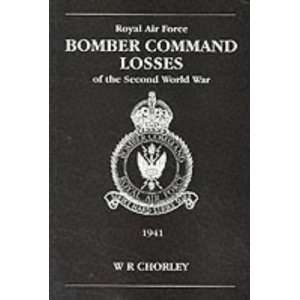RAF Bomber Command Losses of the Second World War, Vol. 2