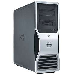 Dell Precision T5400 DUAL CORE XEON DVD RW 8GB WIN VISTA BUSINESS