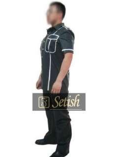 Rubber Latex SETISH™ Shirt & Pants Costume #09001