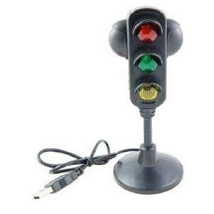 Traffic Light 3 Ports USB HUB For Laptop, Notebook, CPU