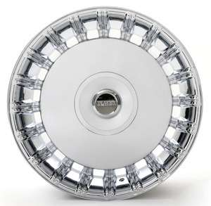 PLAYER 779 CHROME Wheel Cap, FITS 22, 24 INCH, CAP ONLY