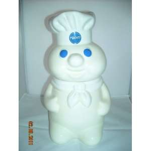 Doughboy Laughing Cookie Jar New without box Everything Else