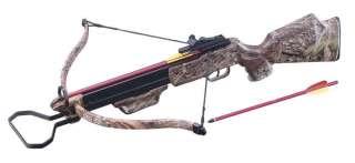 150lbs Camo Cross bow Hunting Crossbow Powerful New Bow
