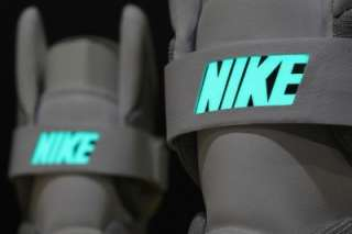 2011 Limited Edition Nike Mag 10 Back to the Future II Marty McFly