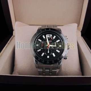 New Fashion Wrist Watch Office style Quartz Stainless Steel